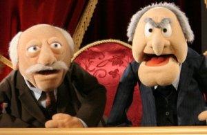 Waldorf & Stettler hatten recht!